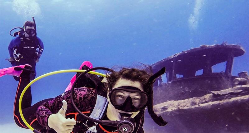 BA Divers - PADI Adventure Divers