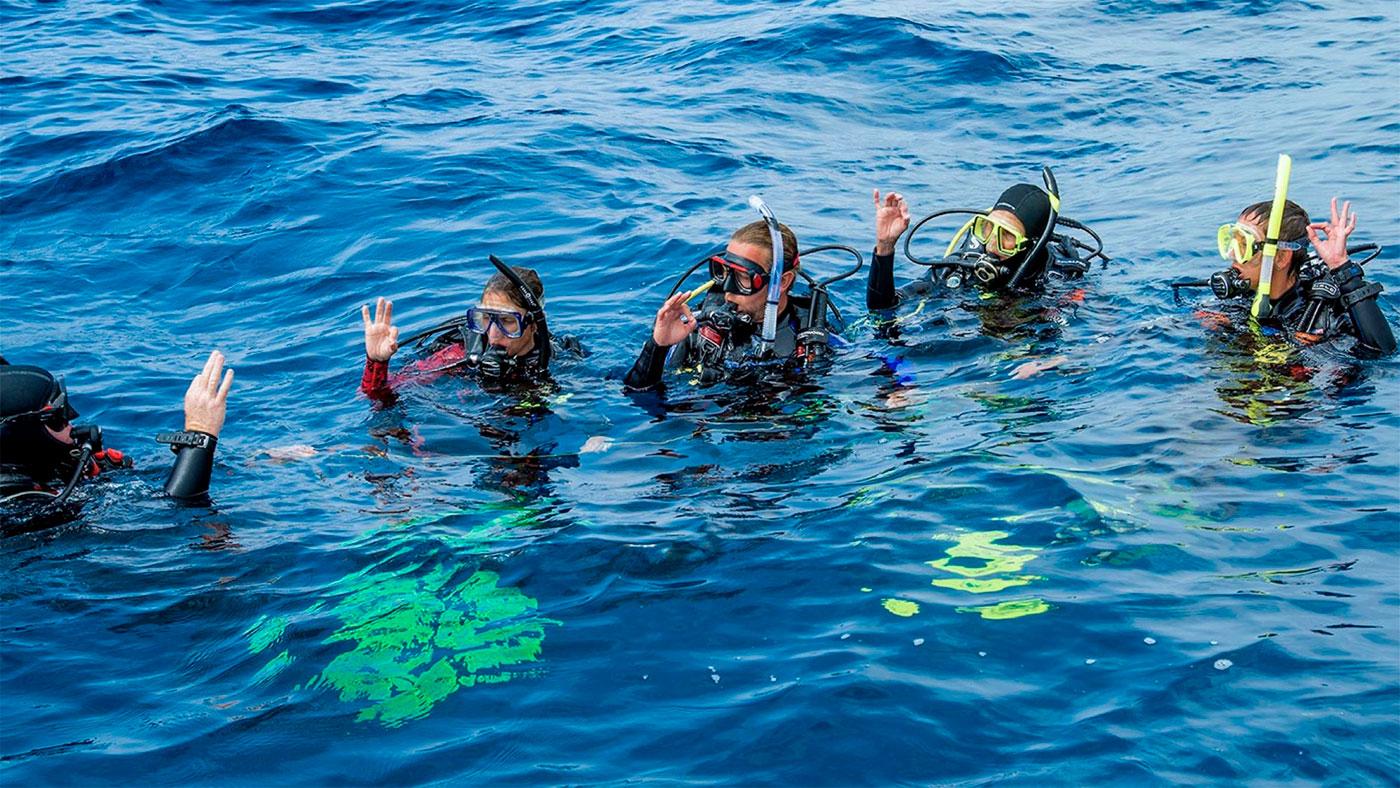 PADI Diver Master
