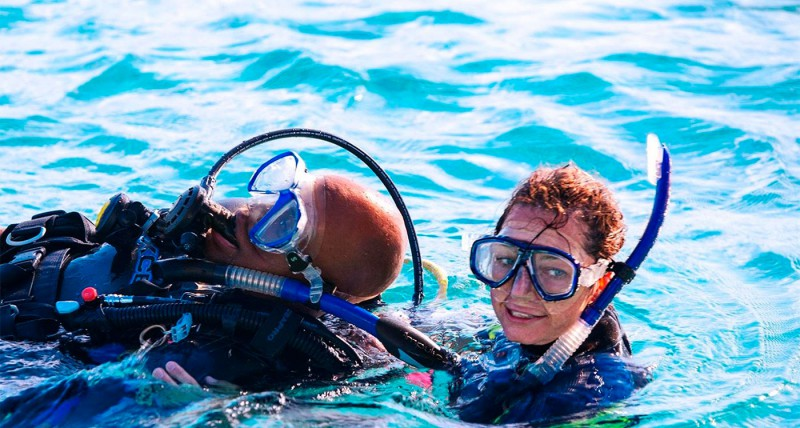 BA Divers - PADI rescue diver